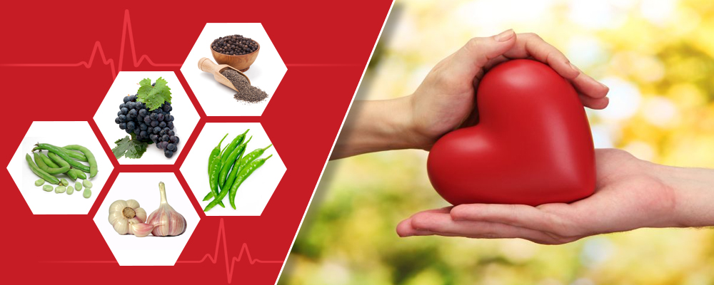 5 Herbal Foods to Keep Your Heart Healthy