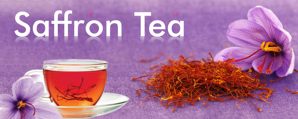 Know How Saffron Tea is Beneficial For Your Health