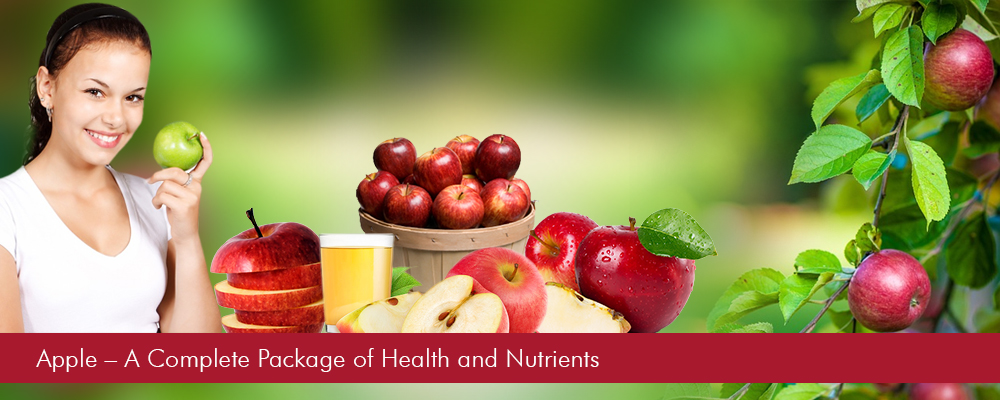 Apple – A Complete Package of Health and Nutrients