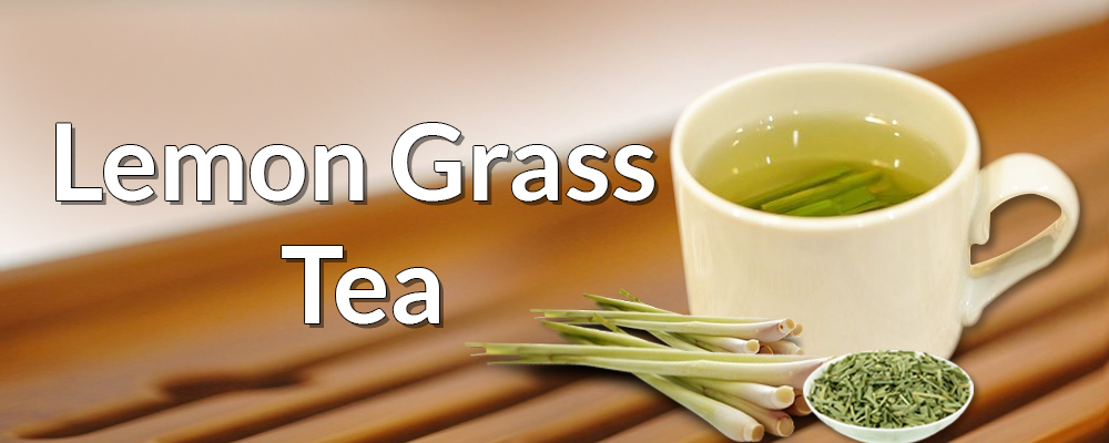 Start Your Day with Lemon Grass Tea