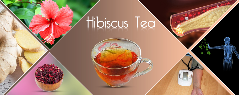 Hibiscus tea – a mind tingling, sweet-smelling, scrumptious and healthy drink