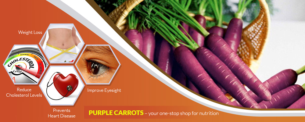 Purple Carrots – your one-stop shop for nutrition