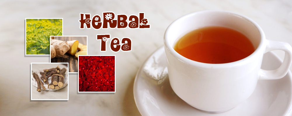 Add health in  your cup by drinking herbal tea