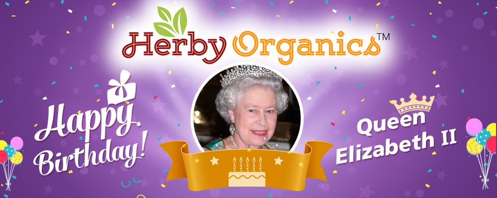 Happy Birthday – Queen Elizabeth II