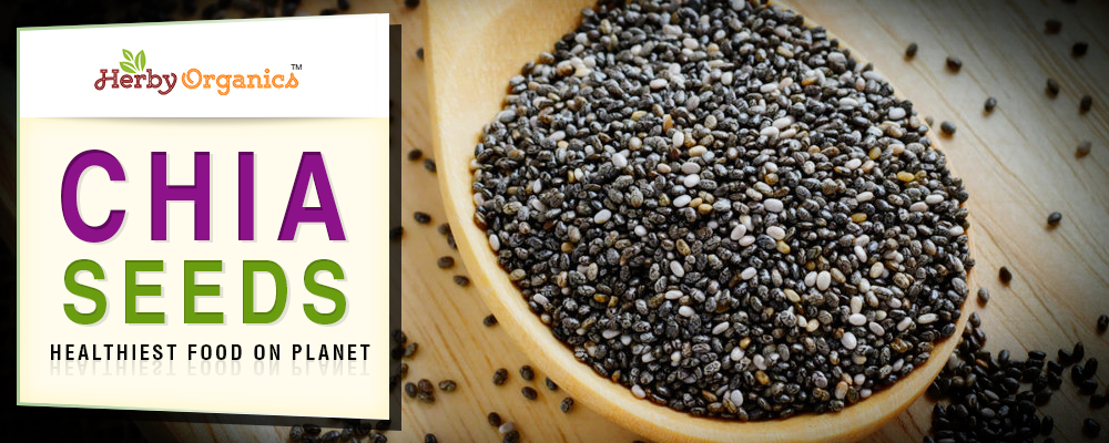 Chia seeds – Healthiest food on planet