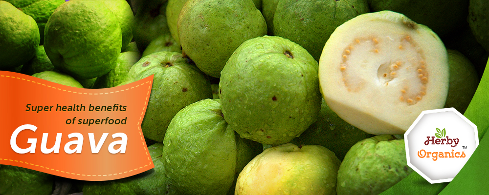 Superfood Guava