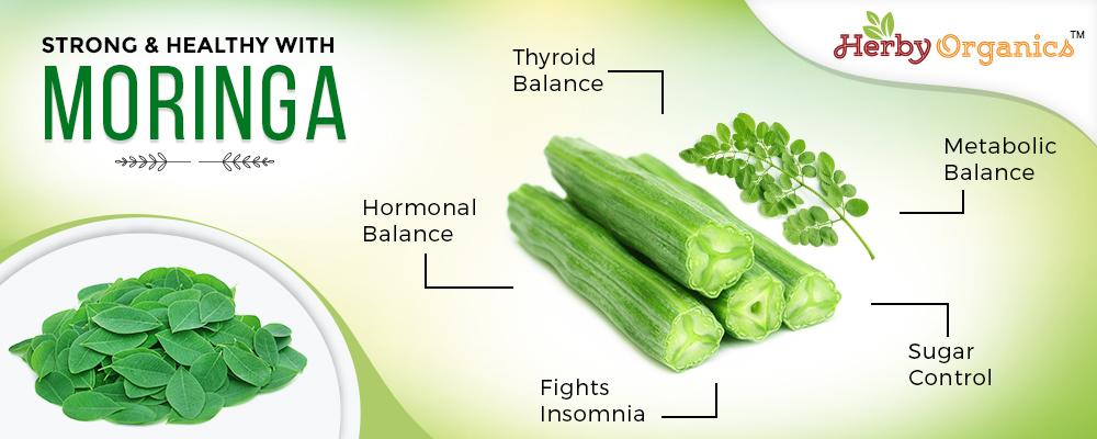 Strong & Healthy with Moringa