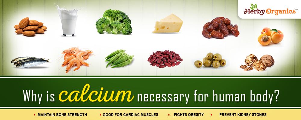 Super nutrient Calcium