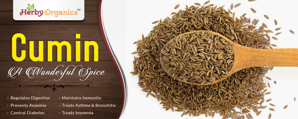 Cumin – A Wonderful Spice