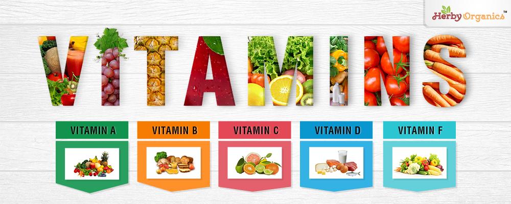 Vitamins – Essential Nutrients