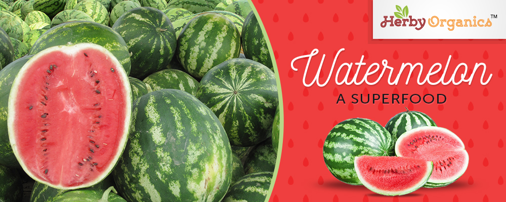 Watermelon – A Superfood